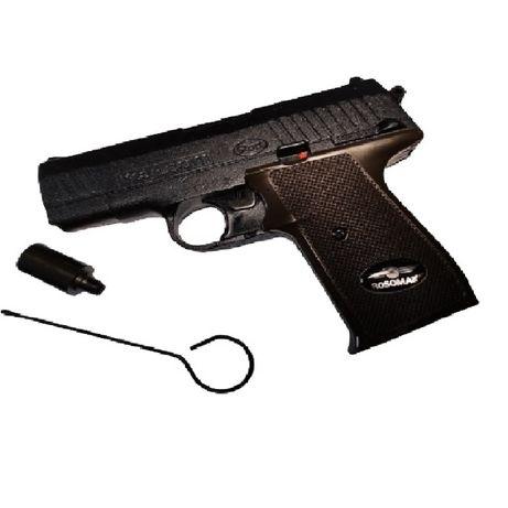 Zestaw Pistolet Hukowy LEXON 11 NOWY MODEL + Amunicja Long 100 sztuk