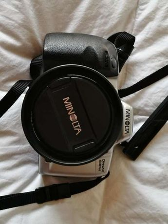 Maquina fotográfica de rolo