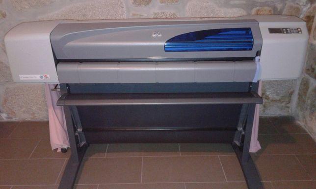 Ploter A0+ HP Designjet 500ps Plus Pantone Digital Color