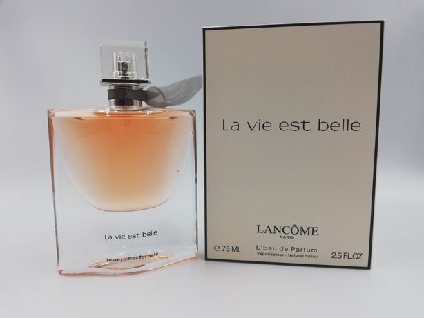 Perfumy LANCOME La Vie Est Belle 75ml Tester Wyprzedaż