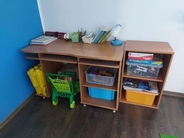 BIURKO 120 cm do biura lub pokoju dziecięcego