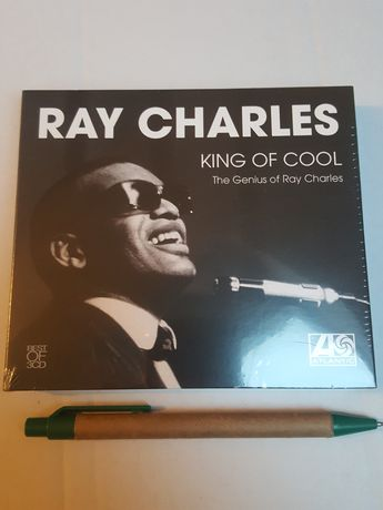 Ray Charles King of Cool. Nowy album CD.