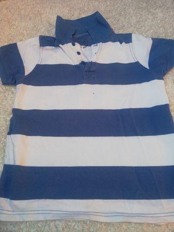 Koszulka polo bluzka TCM