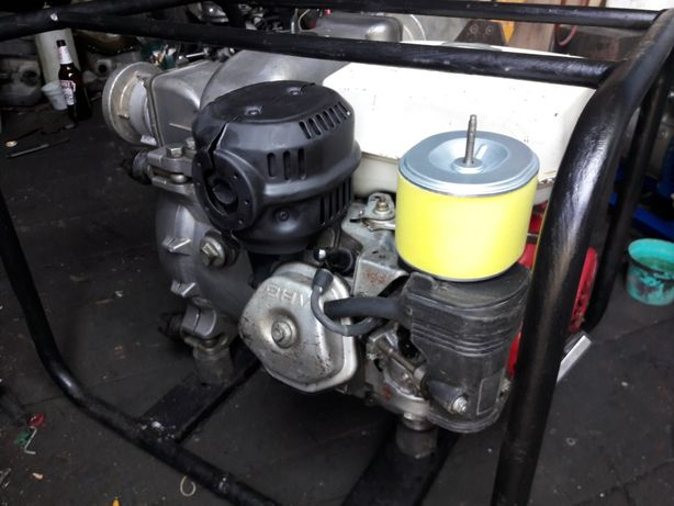 Motopompa Honda WT 30X