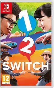 1-2 SWITCH Nintendo switch | Jak Nowa!!!