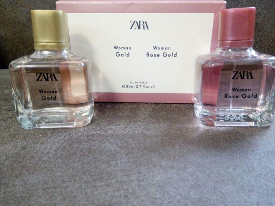 Zara духи жіночі Gold & Rose Gold Тернополь - изображение 1
