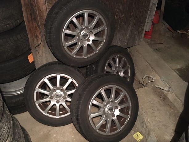 """Alufelgi 16"""" z oponami zimowymi 5x120 BMW,Insignia"""