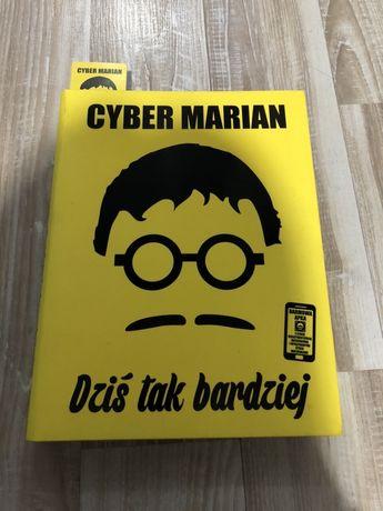 Książka Cyber Marian z autografem!