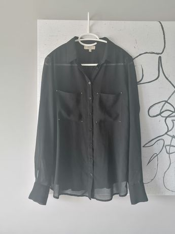 Czarna koszula XL Papaya