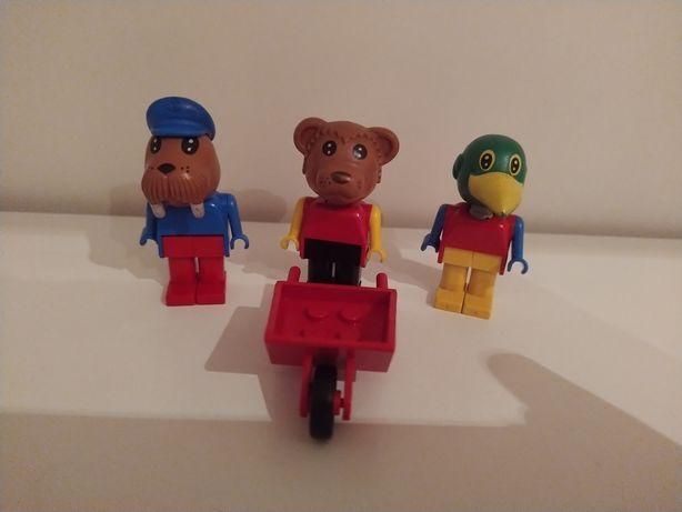 Conjunto mini-figuras LEGO Fabuland - RESERVADO