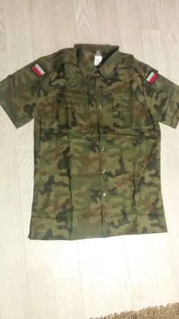 Koszulo-bluza RIP-STOP pantera US-21, rozm.40/170