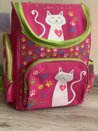 Детский Портфель Рюкзак для девочки Рюкзак в Школу школьный школяр