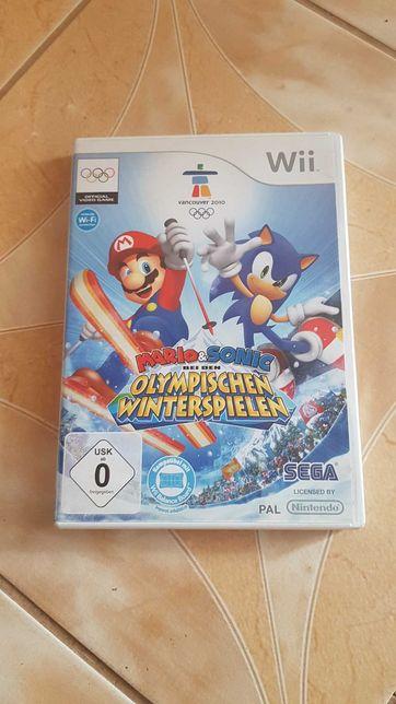 Mario & Sonic Olimpischen Winterspielen gra na Wii Wrocław