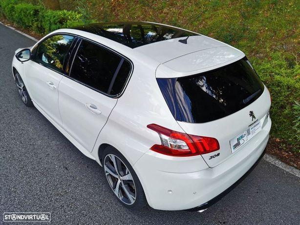 Peugeot 308 2.0 BlueHDI GT180