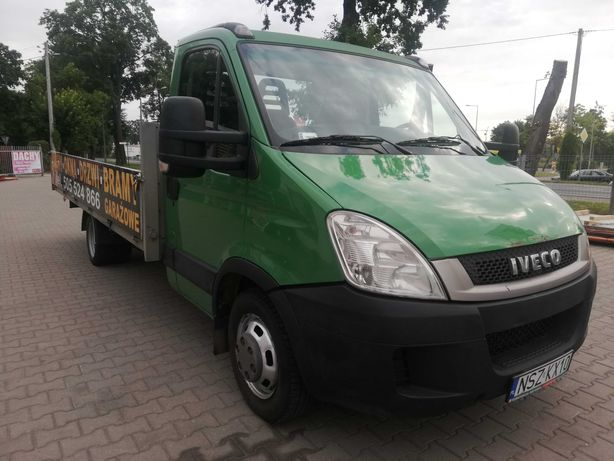 Iveco Daily 35C18 180KM