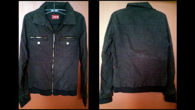 M CARRY czarna kurtka przejściowa