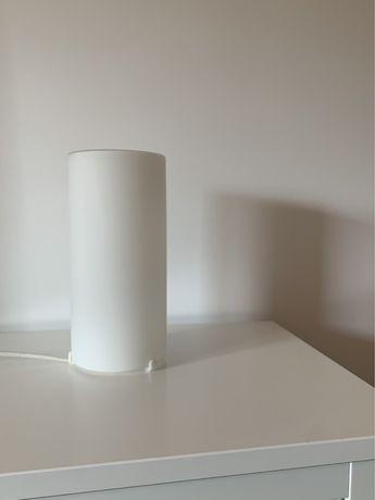 Candeeiro mesa de cabeceira branco