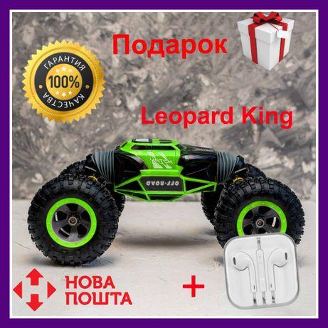 Трюковая машинка перевертыш Hyper Leopard King на радиоуправлении