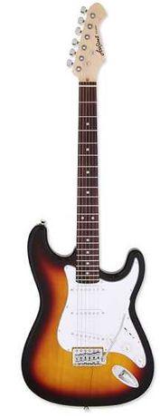 Aria STG-003 3TS - gitara elektryczna