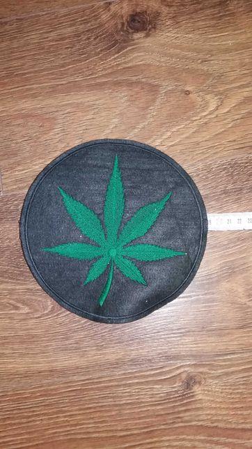 Naszywka Marihuana, plecak