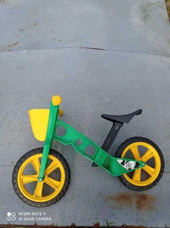 rowerek biegowy/balansowy