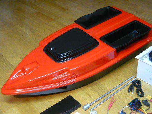 Кораблик CAMRAD 800мм для завоза прикормки рыбалки карповый Автопилот