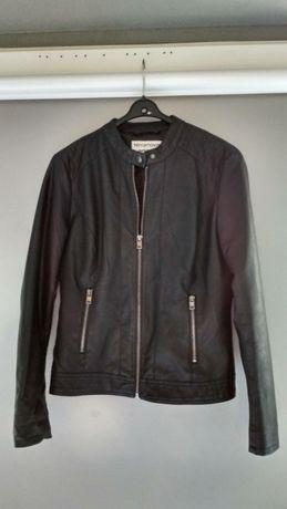 Damska kurtka z ekologicznej skóry r.M raz założona