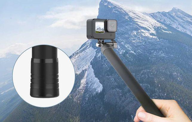 Telesin - Bastão Extensível até 3 Metros - GoPro - Osmo Action - Novo