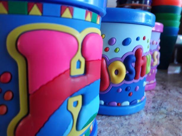 Чашки стаканы поильники детские