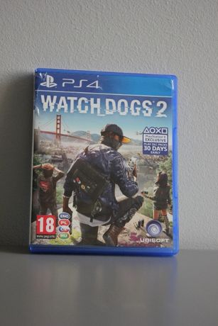 Gra Watch Dogs 2 PS4