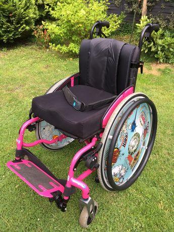Wózek inwalidzki dziecięcy Zippie Youngster 3