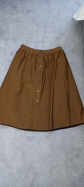 Spódnica Zara 38 M ruda