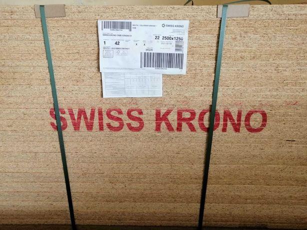Płyta OSB Swiss Krono 15mm