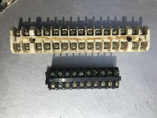 Блок зажимов БЗ24-4 УЗ