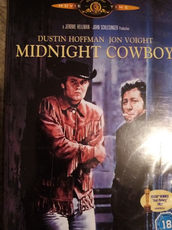 "DVD ""Nocny kowboj"" oryginał MGM"