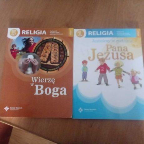 Ksiazki do religii dla klady 5 i 1