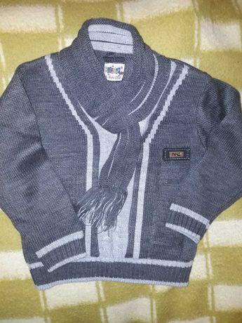 свитерок на мальчика