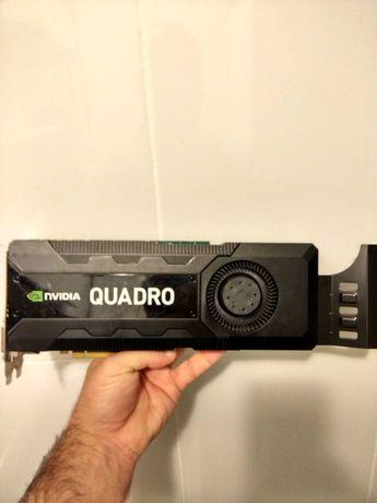 GRAFICA NVIDIA QUADRO K5000