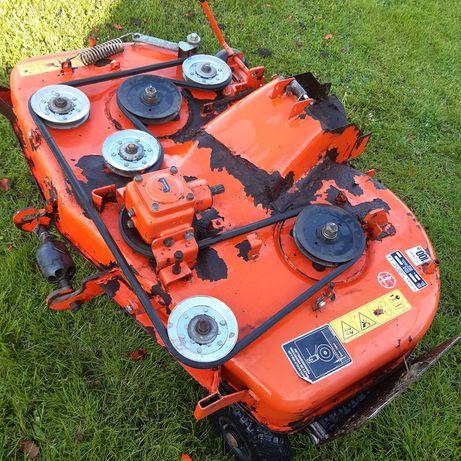 Kosisko kubota gr1600 traktorek kosiarka kompletne polift