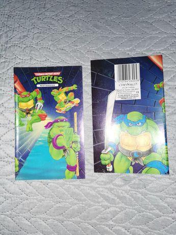 Note book Tartarugas ninja