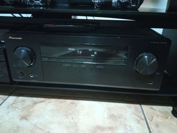 Home cinema Pioneer VSX 324-KP 5.1 4K USB