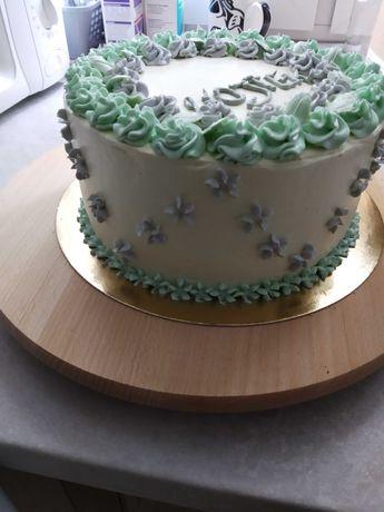 Domowe torty, ciasta