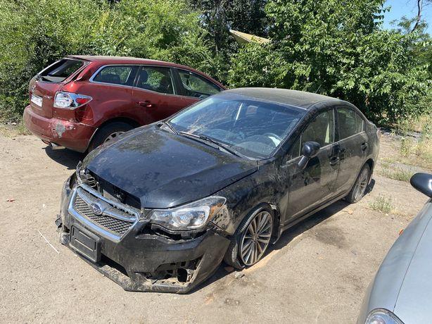 Продам Subaru Impreza  ( после ДТП )