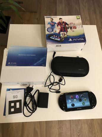 Sony Ps Vita 3.60 SLIM 8 GB Folia na ekranie Enso