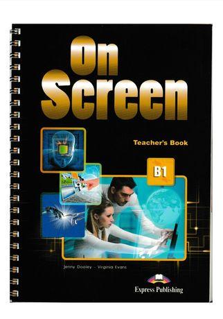On screen B1  b1 Teacher's Book  ГДЗ ключі до вправ pdf