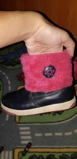 Детские сапожки / дитячі чобітки зимові
