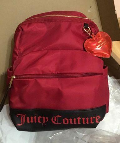 Яркий рюкзак juicy couture оригинал