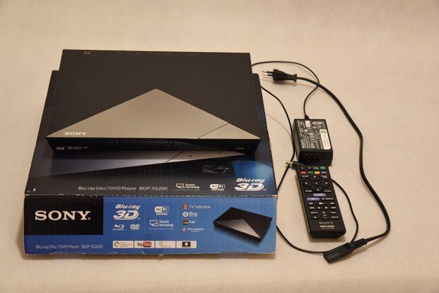 Sprzedam Odtwarzacz blu-ray firmy Sony BDP-S5200