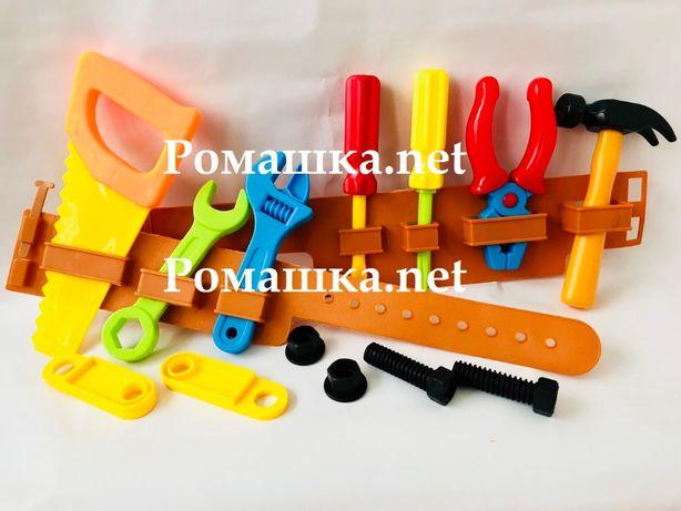 Набор инструментов с ремнем на пояс Фиксики Набір інструменів Фіксики
