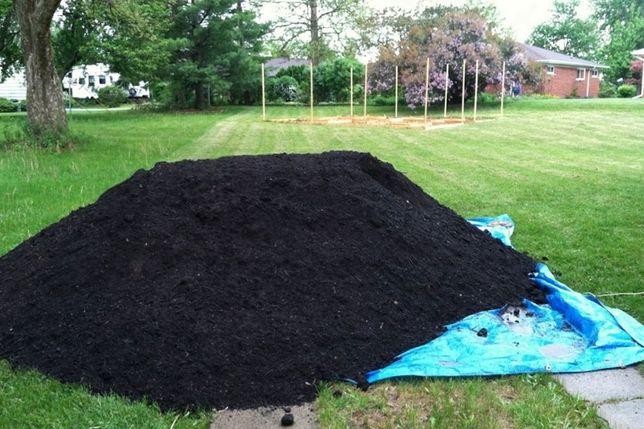 Чорнозем чистий, або торфосуміш якісний з доставкою.